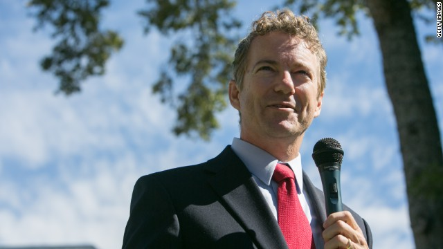 Paul: Midterms 'a repudiation of Clinton'