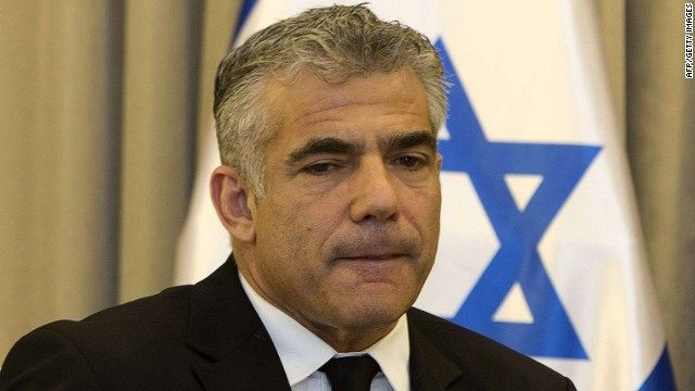 Yair Lapid was critical of Netanyahu's handling of the war.