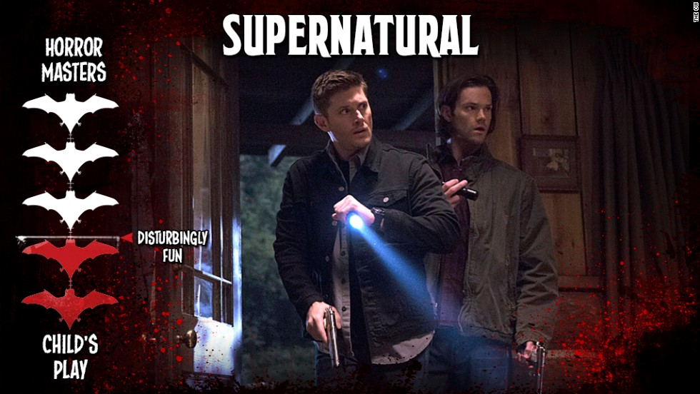 "In its earlier seasons, ""Supernatural"" had some genuine scares. (Looking at you -- or rather, trying to forget you -- ""Bloody Mary."") But as likely is the case with any series that lasts 10 seasons, the fear factor slips after a while."