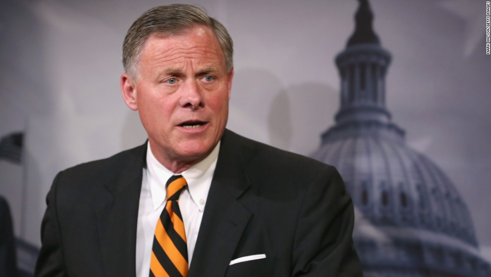 Sen. Richard Burr is a likely candidate for two chairmanship positions. He is currently the ranking member of the Veteran Affairs Committee, but is also the next in line to chair the Intelligence Committee and has expressed interest in that panel. He has yet to decide which post he will take.