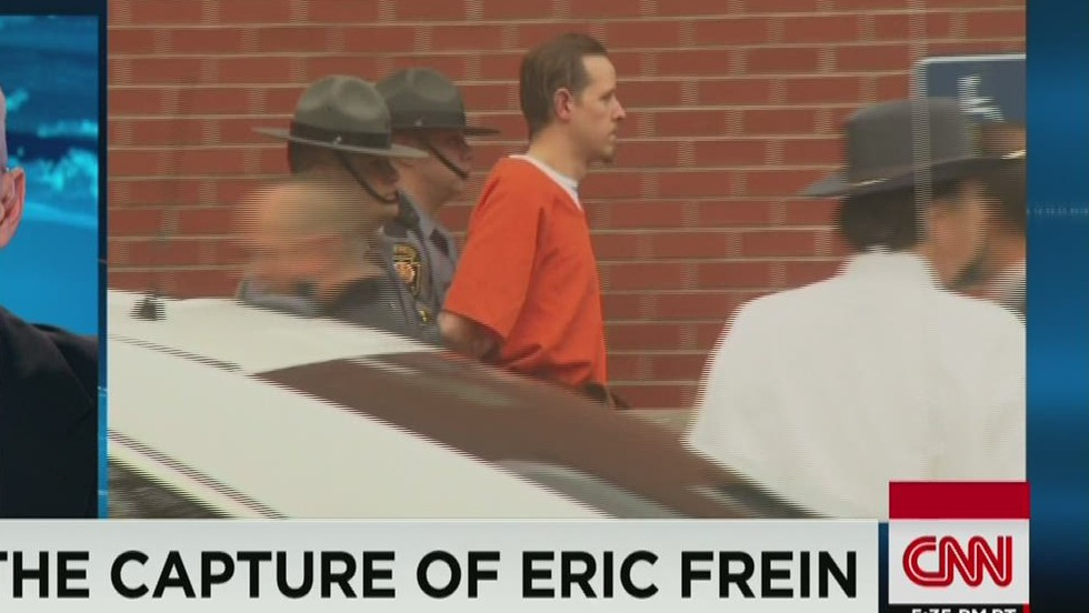 Inside the capture of Eric Frein