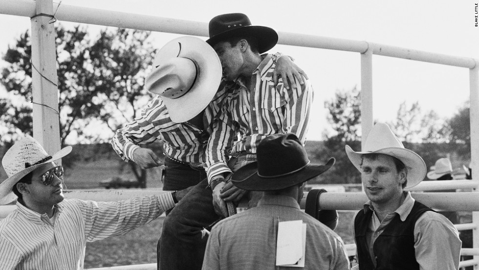 "You may have never heard of it, but gay rodeo has been a part of Western American culture since the 1970s and 1980s. Similar to regular rodeos with the exception of a few events, it started as a fundraiser for members of the LGBT community suffering from HIV/AIDS. This Sunday, November 9, meet the men and women who compete in today's gay rodeo circuit on <a href=""http://www.cnn.com/SPECIALS/us/this-is-life-with-lisa-ling/index.html""><strong>""This is Life with Lisa Ling.""</a></strong> Here, <a href=""http://www.blakelittle.com "" target=""_blank"">photographer Blake Little</a> captures the moments of intimacy and masculinity that intertwine at these distinctly American events:"
