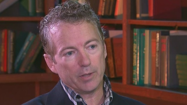 Sen. Rand Paul: GOP brand sucks