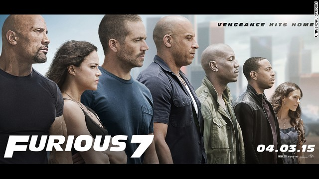 """Furious 7"" is the latest in the franchise to showcase diversity."