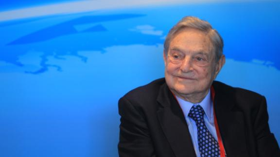 QIONGHAI, CHINA - APRIL 08:  (CHINA OUT) Founder of Soros Fund Management LLC George Soros attends the Boao Forum for Asia on April 8, 2013 in Qionghai, Hainan Province of China. State and government leaders from Asia and other regions have been invited to attend three-days of economic meetings for the annual Boao Forum for Asia in Boao, a coastal town in south China's Hainan Province.  (Photo by ChinaFotoPress/Getty Images)