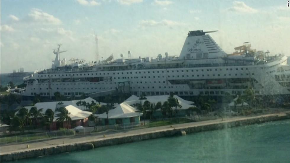 Bahamas Celebration Halloween Cruise Evacuated CNN - Bahamas celebration cruise ship
