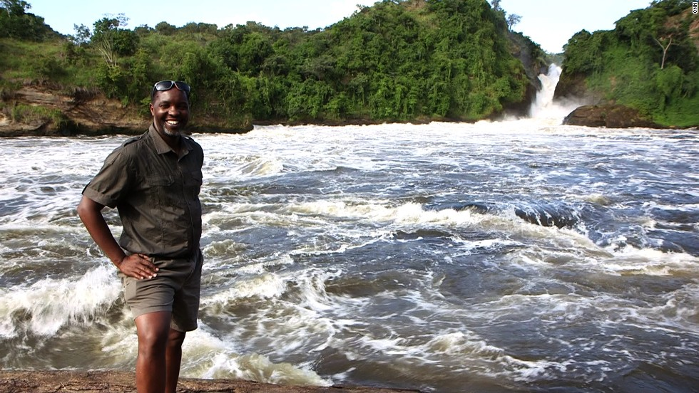 """I would like to tell people, we are so blessed to have this country called Uganda,""  says the passionate entrepreneur-cum-conservationist. ""Uganda needs a Ugandan to speak for it, someone who understands it, someone who has experienced it, someone who has succeeded in it."""