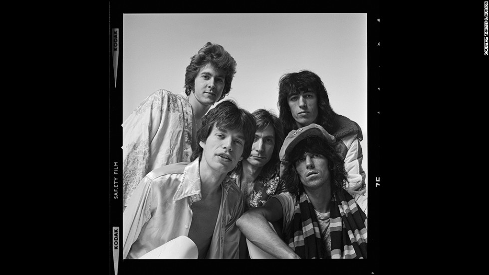 "The Rolling Stones were one of Hipgnosis' favorite subjects. ""You could tell they were a real band of brothers,"" says Po. ""They were all at the beginning of this amazing journey, and there was a real sense that they were a single unit. They were real gentlemen, too, and fizzing with creativity and charisma."""