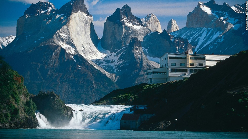 You can get unlimited nosefuls of some of the crispest air on the planet in Patagonia, at places like Chile's Explora Lake Lodge in Torres del Paine National Park.