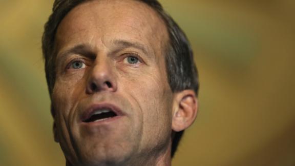 Sen. John Thune, a South Dakota Republican