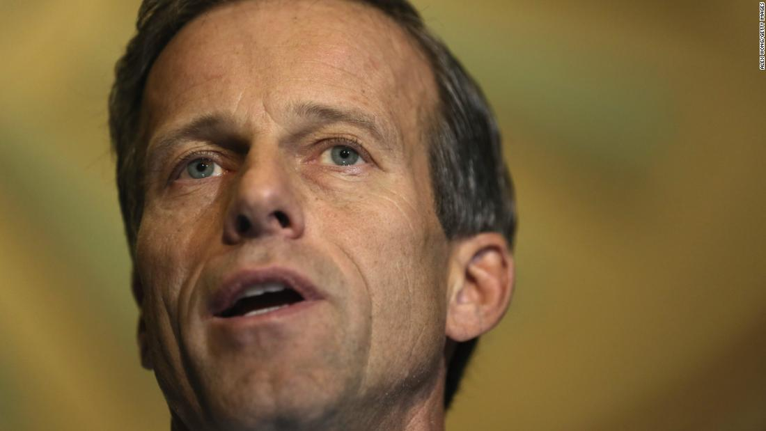 Republican leaders split on the January 6 probe but Thune predicts Senate will pass bill 'in some form'