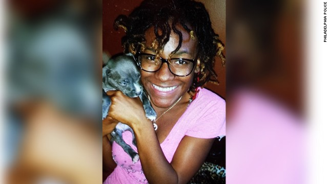 Police asked for the public's help in finding 22-year-old Carlesha Freeland-Gaither.