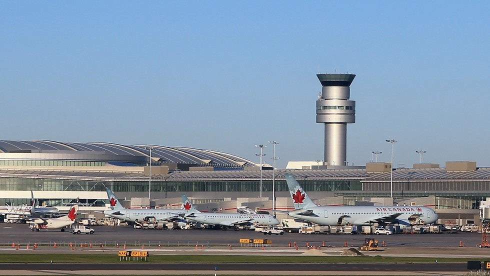 Yyz Airport Code