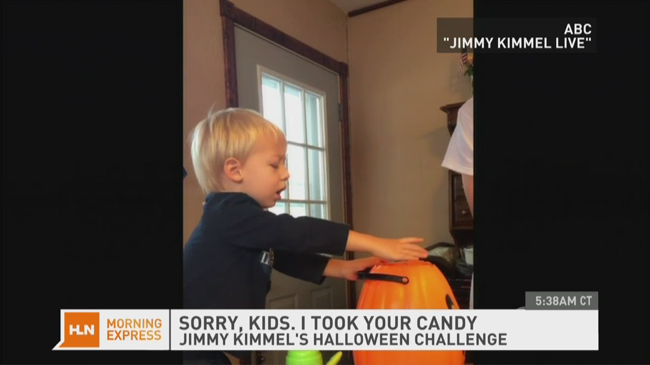 kids melt down in classic kimmel prank - cnn video