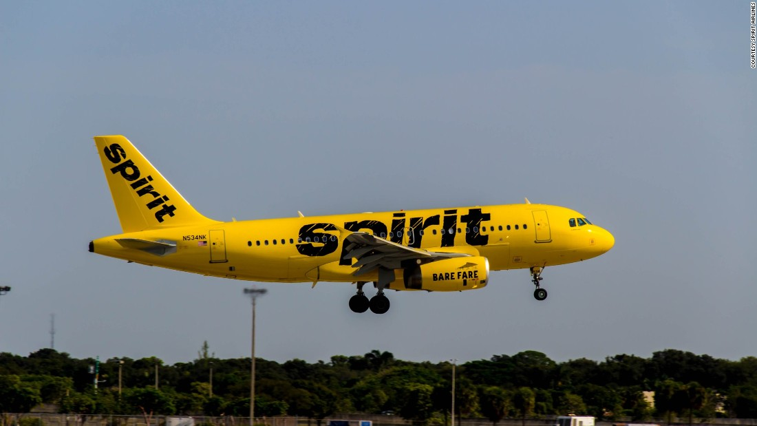 A Michigan woman says a passenger assaulted her as she slept on a Spirit Airlines flight