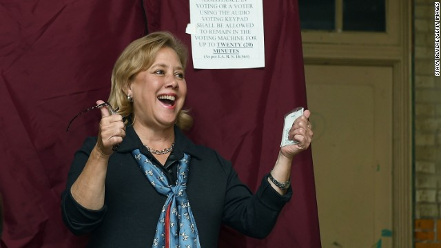 Dems consider Keystone vote for Landrieu