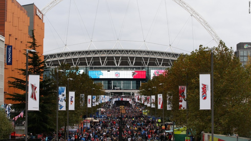 This has been the most successful International Series yet, selling out Wembley three times. Three further games will be hosted in the British capital in 2015.