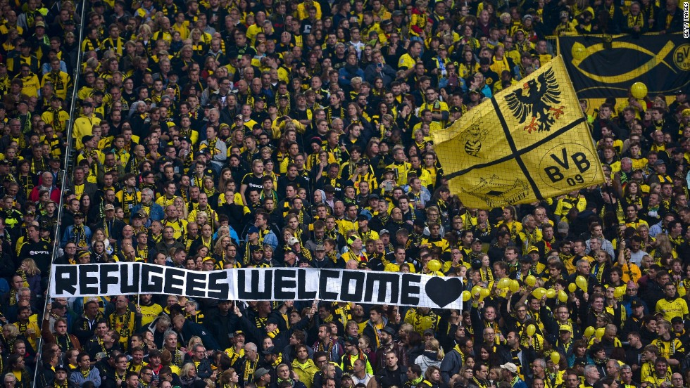 English fans are looking to Germany for inspiration, where clubs such as Borussia Dortmund have majority fan ownership and a major influence in club decisions.