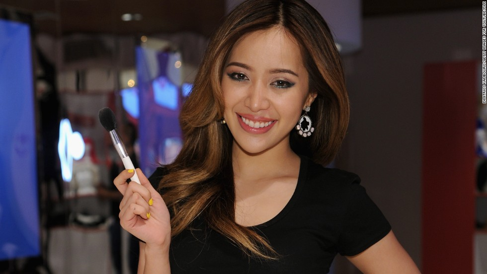 "Make-up supremo Michelle Phan: ""For a long time I have passionately pursued my dreams, although I was never quite sure where it would take me. When I decided to go to art school to follow my dream of becoming an artist, I had no idea I would end up on YouTube or that my videos would end up being seen my millions of people. I was not a professionally trained make-up artist. I am self-taught in every way -- from make-up artistry to shooting and editing my videos. I never expected this to happen, but it's been an incredible adventure and I've learned a lot along the way."""