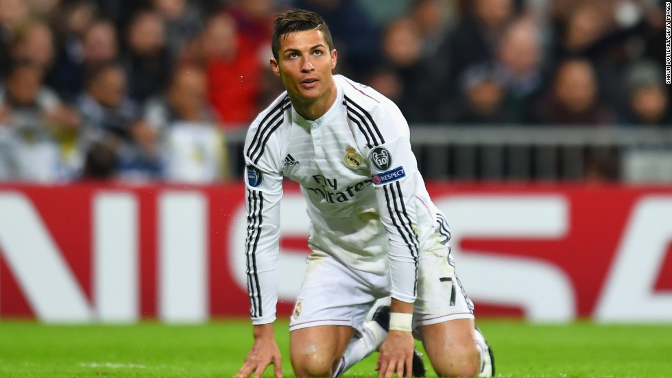 Cristiano Ronaldo failed to shine as he endured a fruitless night against Liverpool. The Portugal star, who has scored 70 Champions League goals, remains one behind all-time leader Raul, who has 71.