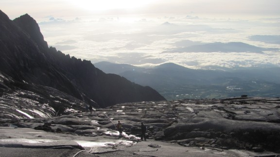 """Malaysia's <a href=""""http://ireport.cnn.com/docs/DOC-1158703"""">Mount Kinabalu</a> lies within the confines of Kinabalu Park. The region's indigenous Kadazan and Dusun tribes believe <a href=""""http://www.mountkinabalu.com/mt-kinabalu/mt-kinabalu-introduction"""" target=""""_blank"""" target=""""_blank"""">spirits dwell </a>on top of its peak."""