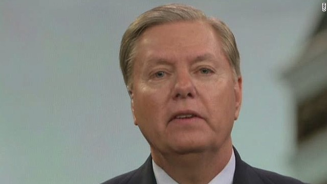 Graham: Obama a 'distant figure' in D.C.