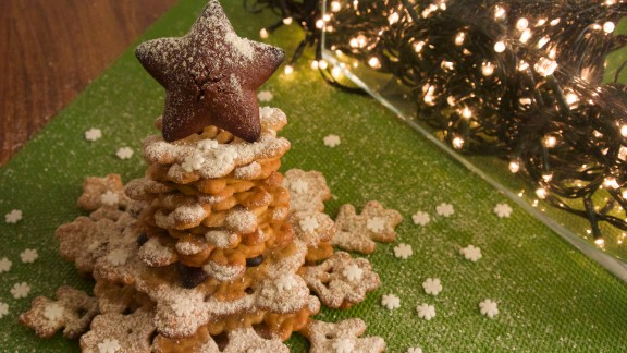 ... or this cookie Christmas tree.