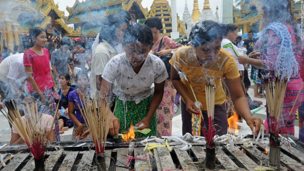 "Let's turn up our noses right here at the inevitable ""desperation,"" ""naked corruption"" and ""open sewer"" jokes. We take the sweet smells that remind us of our travels seriously. Starting with the ubiquitous temple incense in Myanmar and other Southeast Asian countries."