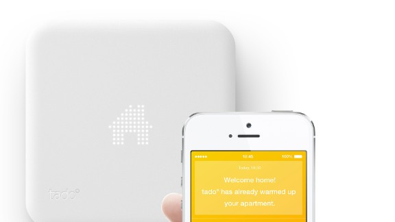 tado° even adapts to weather forecast and the unique heating properties of your home such as insulation.