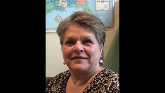 Jena Johnson, end-of-life counselor