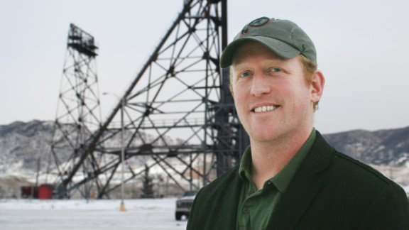 In this photo taken on Dec. 20, 2013, Robert O'Neill a former Navy Seal team member, poses for a photo in Butte, Mont. O'Neill, a retired Navy SEAL who says he shot bin Laden in the head, publicly identified himself Thursday, Nov. 6, 2014, amid debate over whether special operators should be recounting their secret missions. One current and one former SEAL confirmed to The Associated Press that O'Neill was long known to have fired the fatal shots at the al-Qaida leader. (AP Photo/The Montana Standard, Walter Hinick)