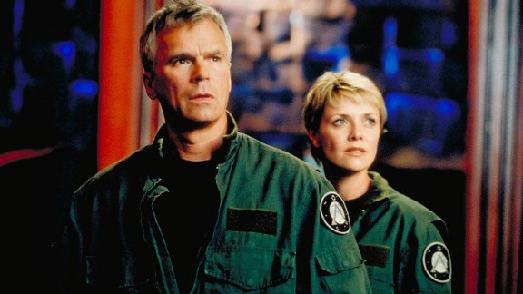 "One of the most popular choices among Redditors, ""Stargate: SG-1"" picks up where the 1994 feature film ""Stargate"" left off as a secret military team (SG-1) sets out to explore new worlds. The popular sci-fi show hooked viewers for 10 seasons from 1997 to 2007 through memorable characters, scenes and quotable dialogue, creating a passionate fan base that seems eager to return to the show multiple times. ""When I first binged the series, multiple times I noticed that it was 5AM. So many"