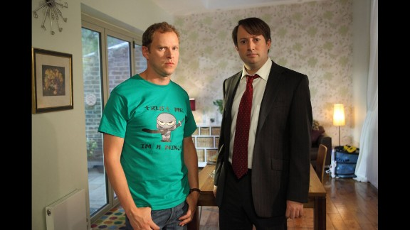 "With only six episodes to a season, British sitcom ""Peep Show"" was a popular choice among Redditors for being ""easy to knock out a few in the afternoon,"" and hilarious to boot. Anyone new to the mundane world of South London roommates Mark Corrigan (David Mitchell) and Jeremy ""Jez"" Usborne (Robert Webb) will have plenty of hours of inner monologues and point-of-view shots to wade through. The show debuted in 2003 and is now in its ninth season."