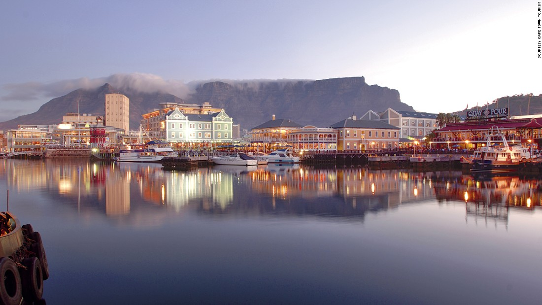 The number of African individuals with $30 million in assets is set to more than double over the next decade. Cape Town has long been one of the continent's most affluent cities, and has 115 ultra-high-net-worth individuals.