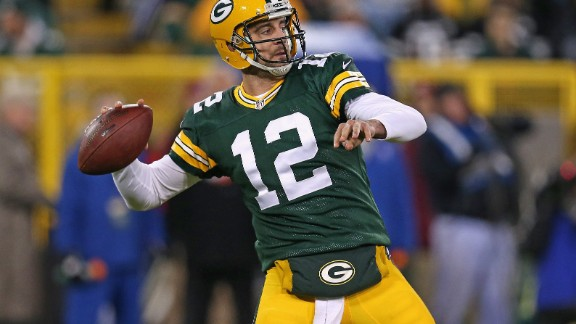 Still the NFL's all-time career passer rating leader, Aaron Rodgers is coming off a season that required surgery on a broken collarbone. Playing in only seven games, the injury interrupted Rodgers' eight-year playoff streak punctuated with a 2011 Super Bowl. Rodgers, 34, has two years left on a five-year, $110 million deal, but the Green Bay Packers have stated they would like to lock in an extension soon. Rodgers, however, is reportedly in no rush to sign -- although a deal will likely make him the NFL's highest paid player.