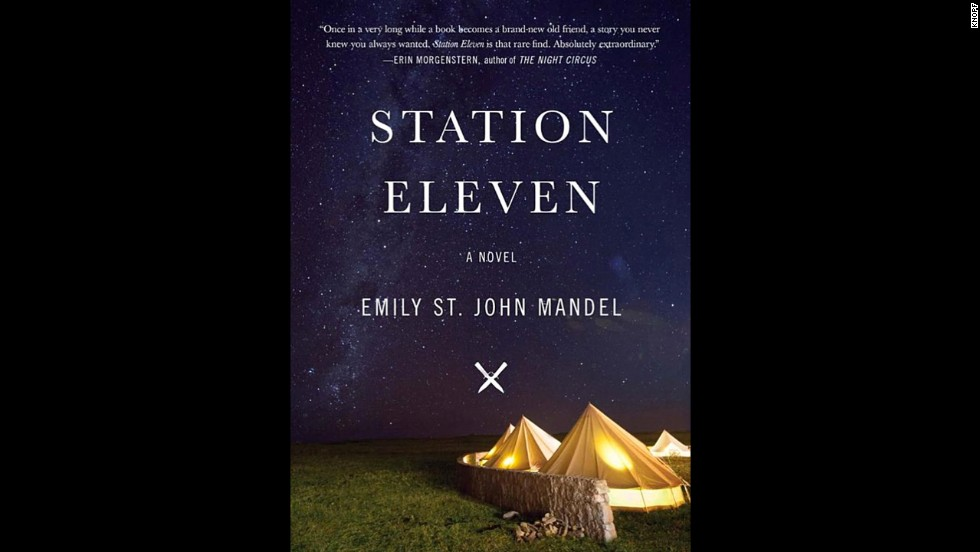 "Emily St. John Mandel's ""Station Eleven"" is the third National Book Award finalist to crop up in the top 25 of Amazon's best of the year list. It's not hard to see why: Mandel's ""Station Eleven"" is eerily timely, as it imagines a world after a deadly virus eliminates all but 1% of the population through the eyes of a nomadic troupe of actors who roam about performing Shakespeare for survivors. But incidentally, this isn't a story about surviving a pandemic as much as it's about the belief that, ""in spite of everything, people will remain good at heart, and that when they start building a new world they will want what was best about the old,"" said The <a href=""http://www.nytimes.com/2014/09/14/books/review/station-eleven-by-emily-st-john-mandel.html"" target=""_blank"">New York Times. </a>"