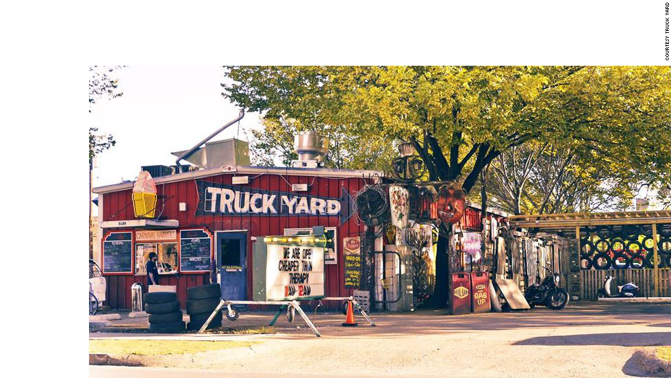 "<a href=""http://texastruckyard.com/"" target=""_blank""><strong>Truck Yard<strong></a></strong>: Dallas, Texas</strong>"