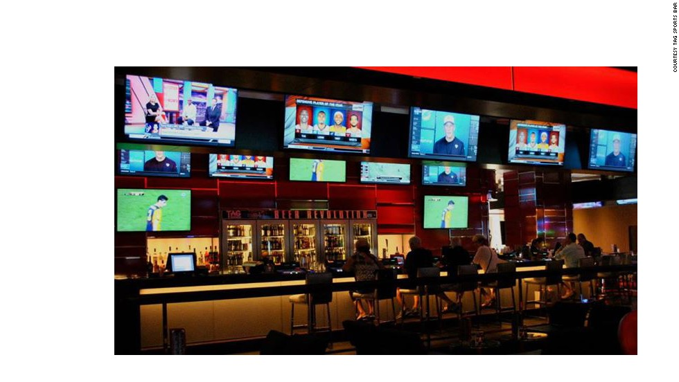 U0026lt;a Hrefu003du0026quot;http://www.caesars.com. Photos: Best Sports Bars In America