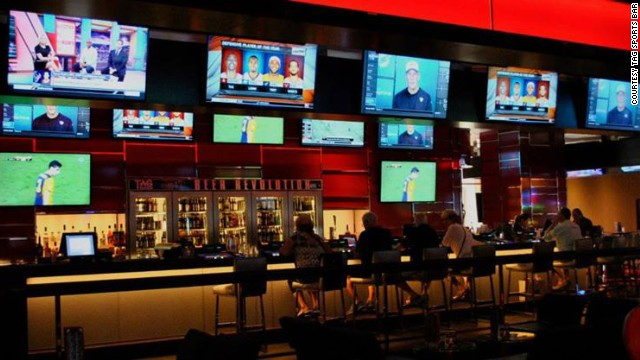 Superbe Best Sports Bars In America   CNN