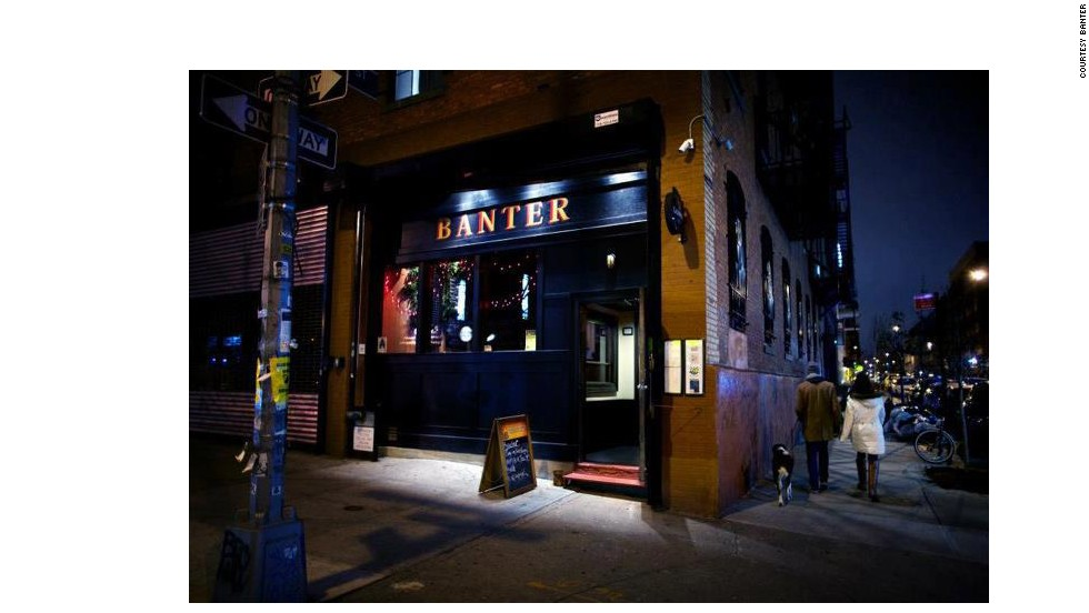 "<a href=""http://banterbrooklyn.com/"" target=""_blank""><strong>Banter Bar<strong></a></strong>: Brooklyn, New York</strong>"