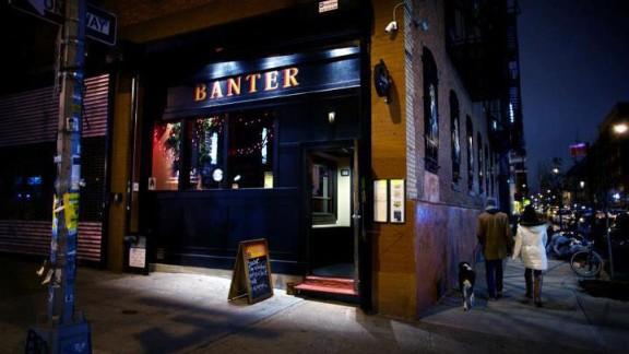 "<a href=""http://banterbrooklyn.com/"" target=""_blank"" target=""_blank""><strong>Banter Bar</strong></a><strong>: Brooklyn, New York</strong>"