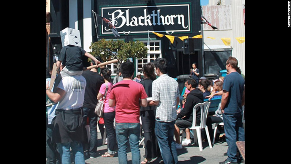 "<a href=""http://www.blackthornsf.com/"" target=""_blank""><strong>Blackthorn<strong></a></strong>: San Francisco, California</strong>"