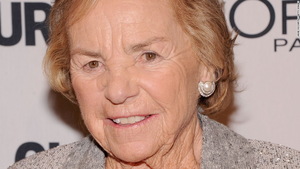 As the founder of the Robert F. Kennedy Center for Justice & Human Rights and a tireless supporter of social causes, Ethel Kennedy (the widow of Sen. Robert F. Kennedy) is also set to get her recognition from the President.