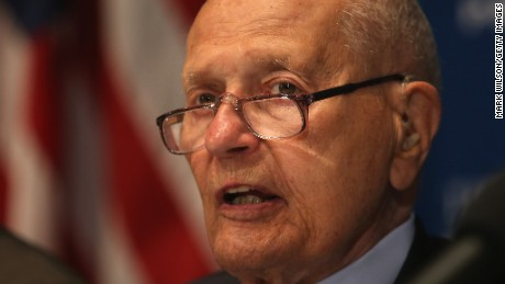 Former Rep. John Dingell blasts 'deplorable' Trump Cabinet picks