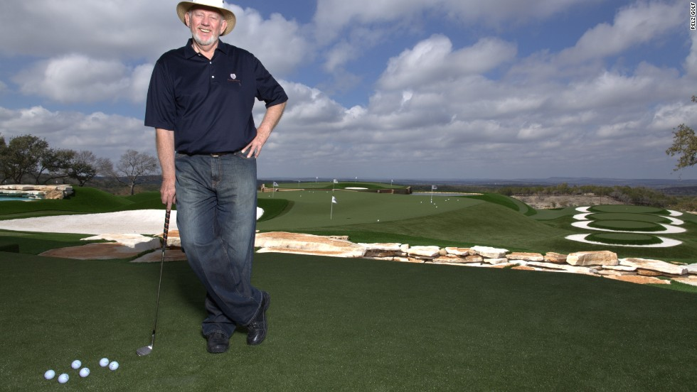 Pelz's 15`-year stint with NASA at the Goddard Space Flight Center informed much of his thinking when it came to golf. Since leaving to pursue the game full time he has 22 patents to his name.
