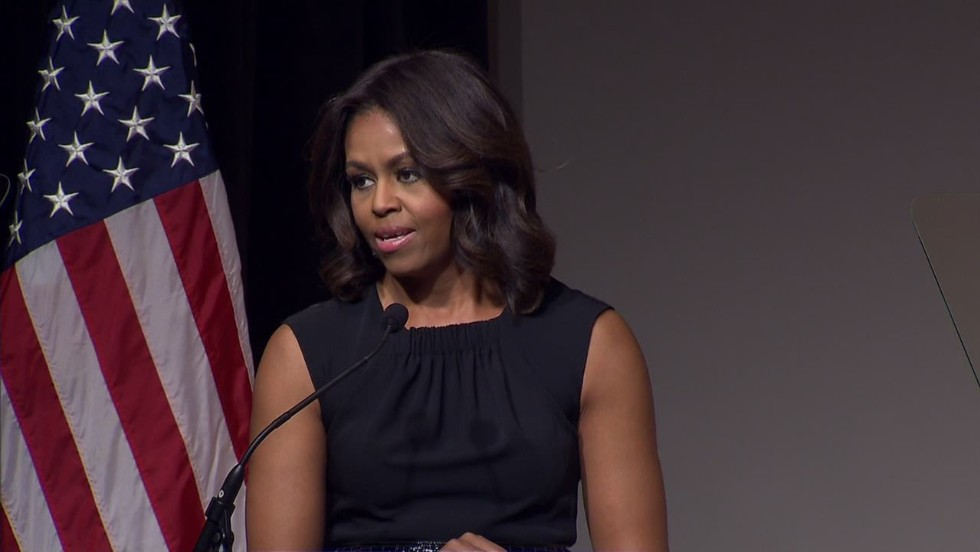 FLOTUS Talks Unemployment for Women Vets