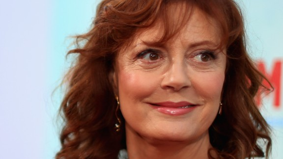 Japanese clothing brand Uniqlo booked Susan Sarandon, 64, for a campaign in 2011.