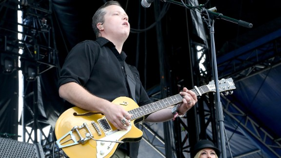 """Musician Jason Isbell says Web streaming """"doesn't add to my income in any way."""""""