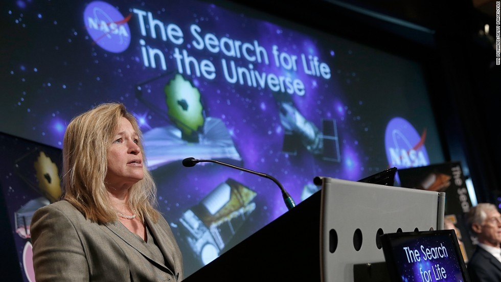 "If we can land a human on Mars in the next decade or so, Ellen Stofan will be a big reason why. Stofan, chief scientist at NASA, <a href=""http://edition.cnn.com/2014/11/17/tech/humans-mars-2035-nasa/index.html"">spent much of 2014 outlining her technological roadmap</a> for discovering potentially habitable worlds in our universe. As a woman in the male-dominated science field, Stofan also became a hero to young female pioneers everywhere."
