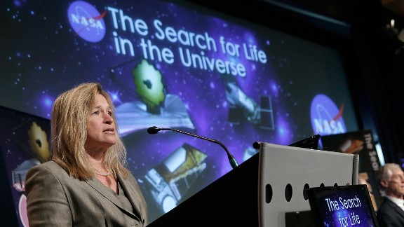 If we can land a human on Mars in the next decade or so, Ellen Stofan will be a big reason why. Stofan, chief scientist at NASA, spent much of 2014 outlining her technological roadmap for discovering potentially habitable worlds in our universe. As a woman in the male-dominated science field, Stofan also became a hero to young female pioneers everywhere.